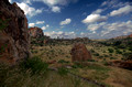 Mapungubwe landscape (2) (HDR picture)